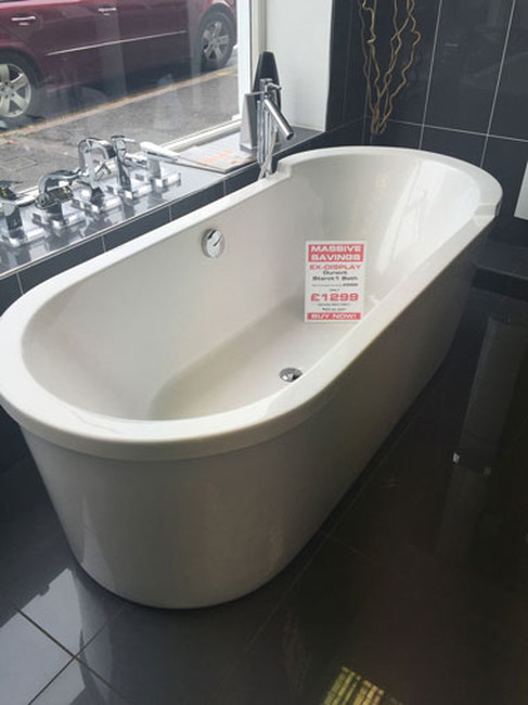 Ex Display Bathroom deals - Willbond
