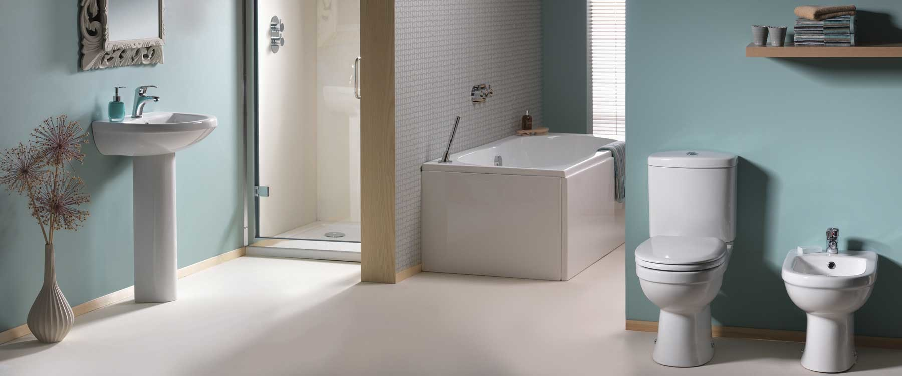 Bathrooms for every budget