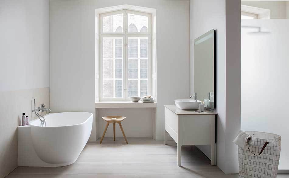Duravit Luv bathroom