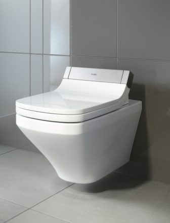 Duravit DuraStyle SensoWash WC, working model on display at all of our Bathroom Centres