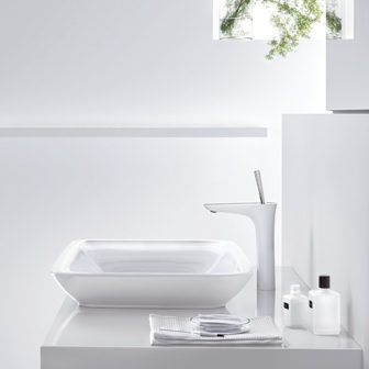 Hansgrohe PuraVida® mixer on display at Nottingham, Grantham, Derby & Chesterfield