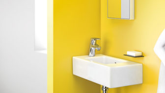 Hansgrohe Focus® mixer, on display at all of our Bathroom Centres