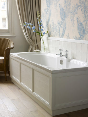 Heritage Dorchester double ended bath