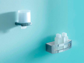 Keuco Elegance accessories - full range on display at all our Bathroom Centres