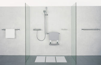 Keuco Plan Care bathroom fittings on display at all our Bathroom Centres