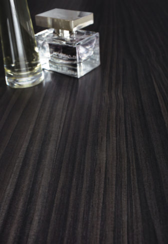 Utopia Black Linear on display at Nottingham, Derby & Chesterfield