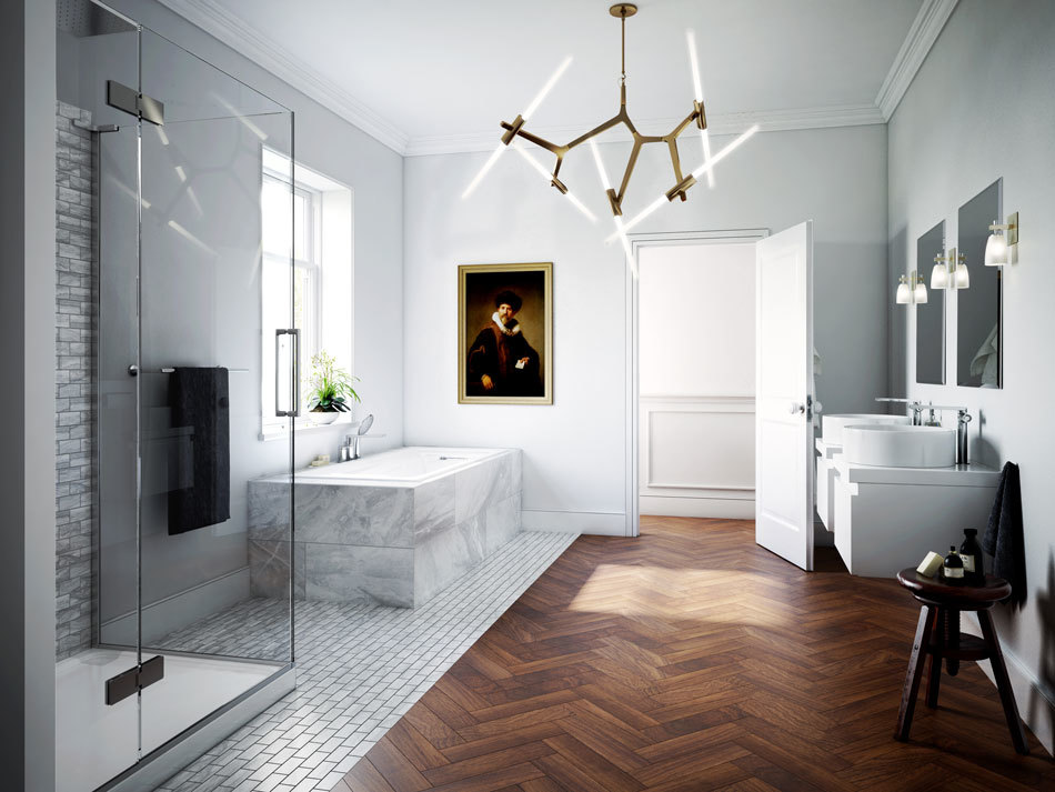 all the latest bathroom design and colour trends for 2017