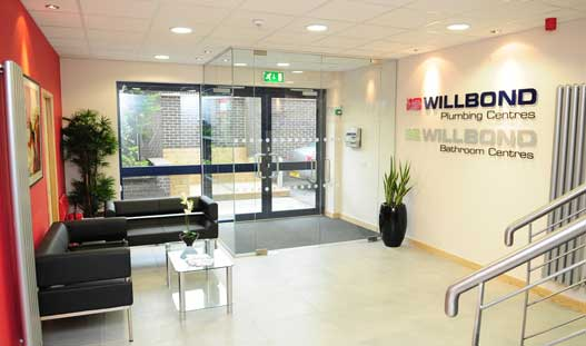 Willbond Head Office reception