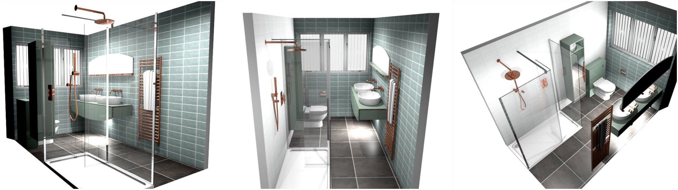 Nottingham bathroom design