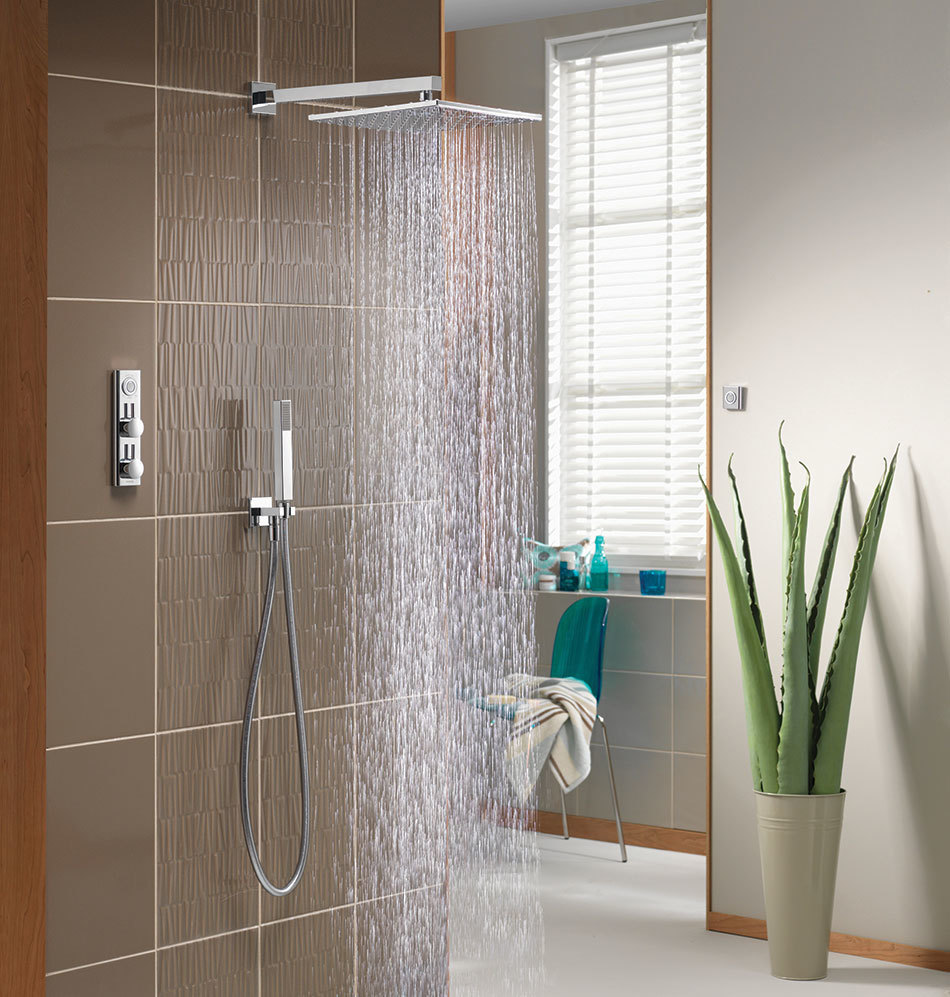 Aqualisa HiQu digital shower