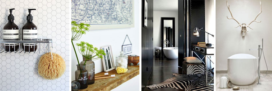 Current trends in bathroom accessories
