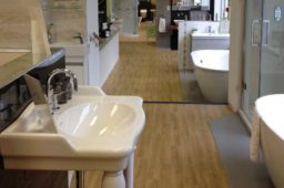 Traditional, modern & contemporary bathroom displays in Nottingham