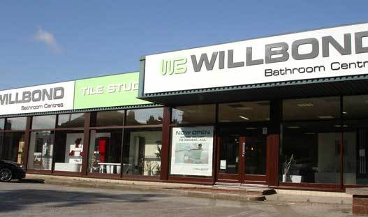 Willbond Bathroom Centre Spital Lane Chesterfield