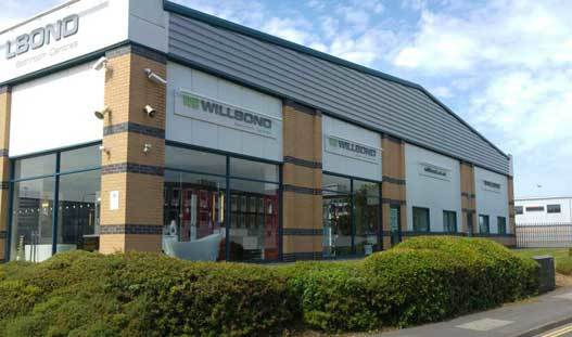 Willbond Bathroom Centre Derby East Midlands